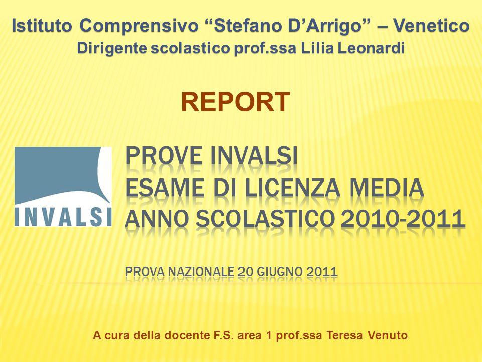 Istituto Comprensivo Stefano D'Arrigo – Venetico