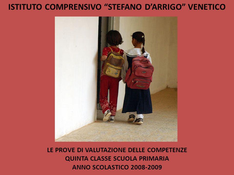 ISTITUTO COMPRENSIVO STEFANO D'ARRIGO VENETICO