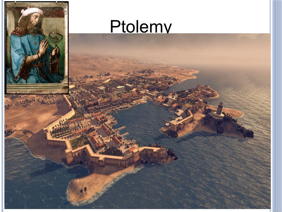 Ptolemy Ptolemy