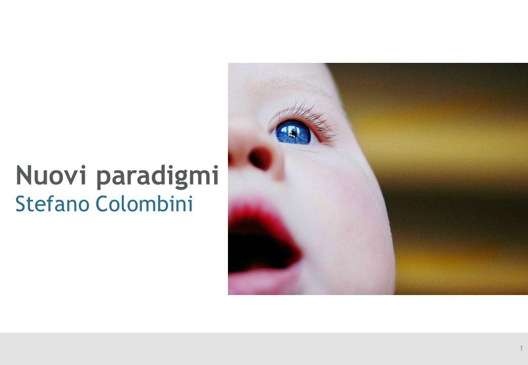 Nuovi paradigmi Stefano Colombini