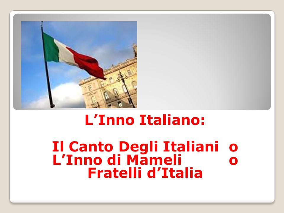 Il Canto Degli Italiani o