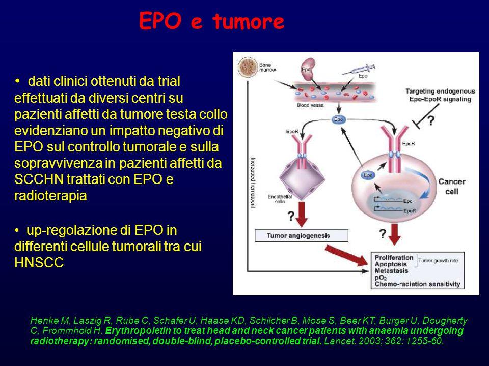 EPO e tumore