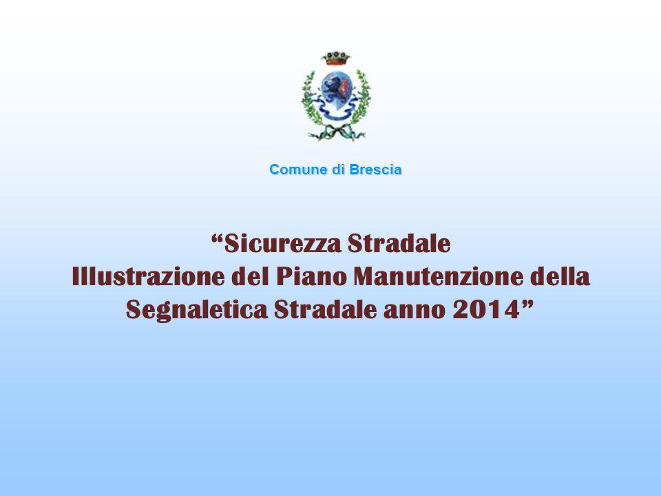 Comune di Brescia Sicurezza Stradale.