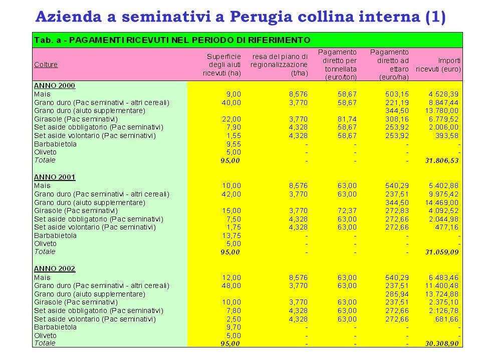 Azienda a seminativi a Perugia collina interna (1)