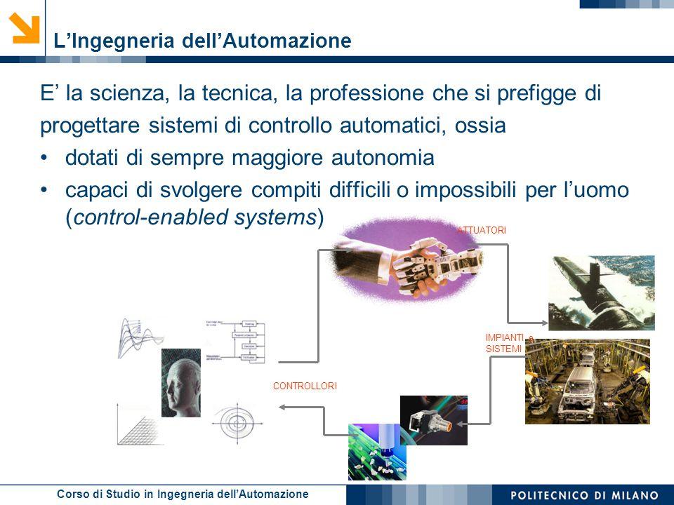 L'Ingegneria dell'Automazione