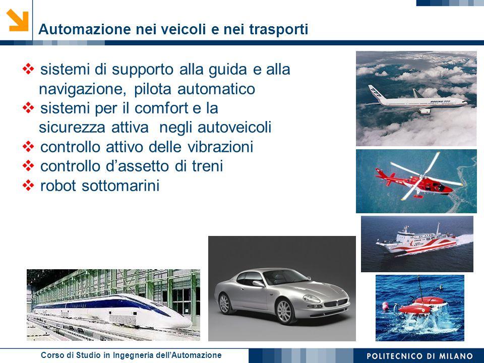 sistemi di supporto alla guida e alla navigazione, pilota automatico
