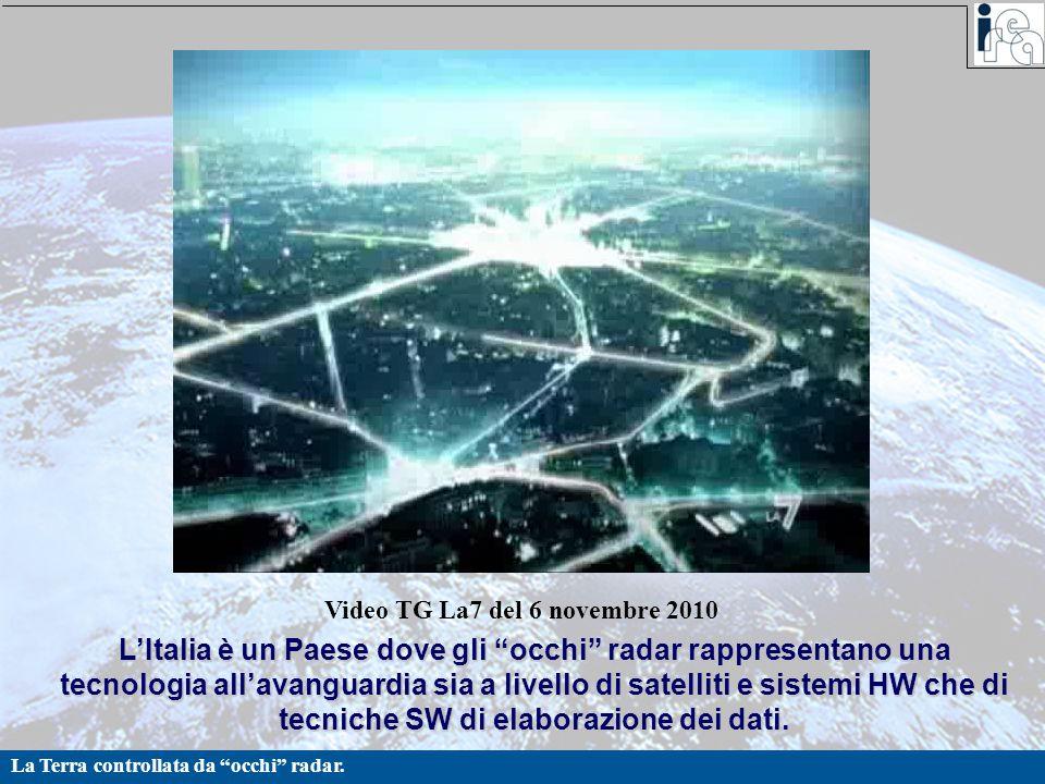 Video TG La7 del 6 novembre 2010