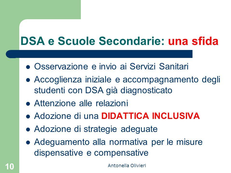 DSA e Scuole Secondarie: una sfida