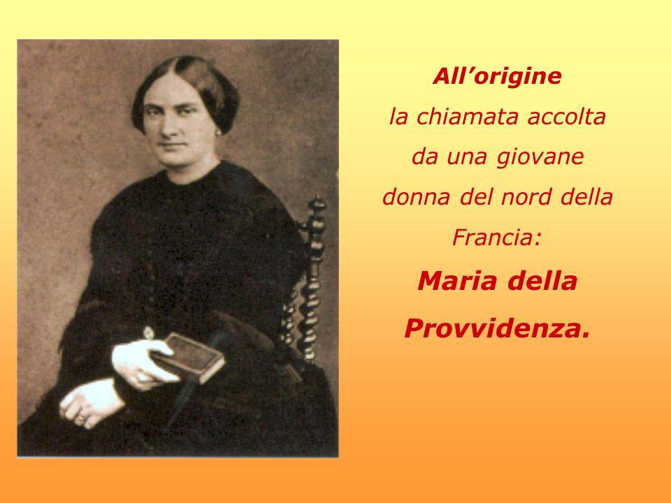 Maria della Provvidenza.