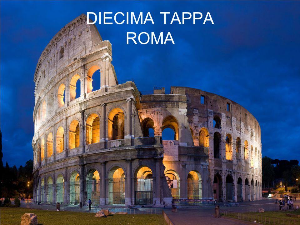 DIECIMA TAPPA ROMA