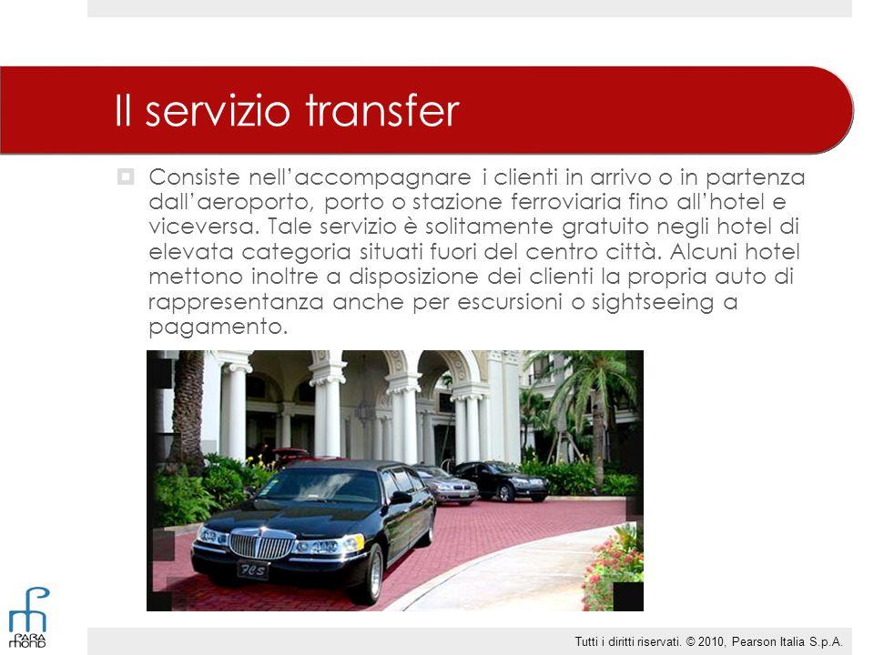 Il servizio transfer