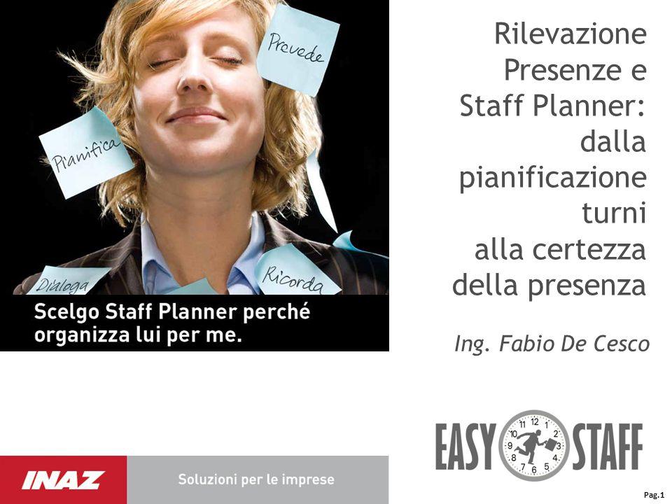 Rilevazione Presenze e Staff Planner: dalla pianificazione turni