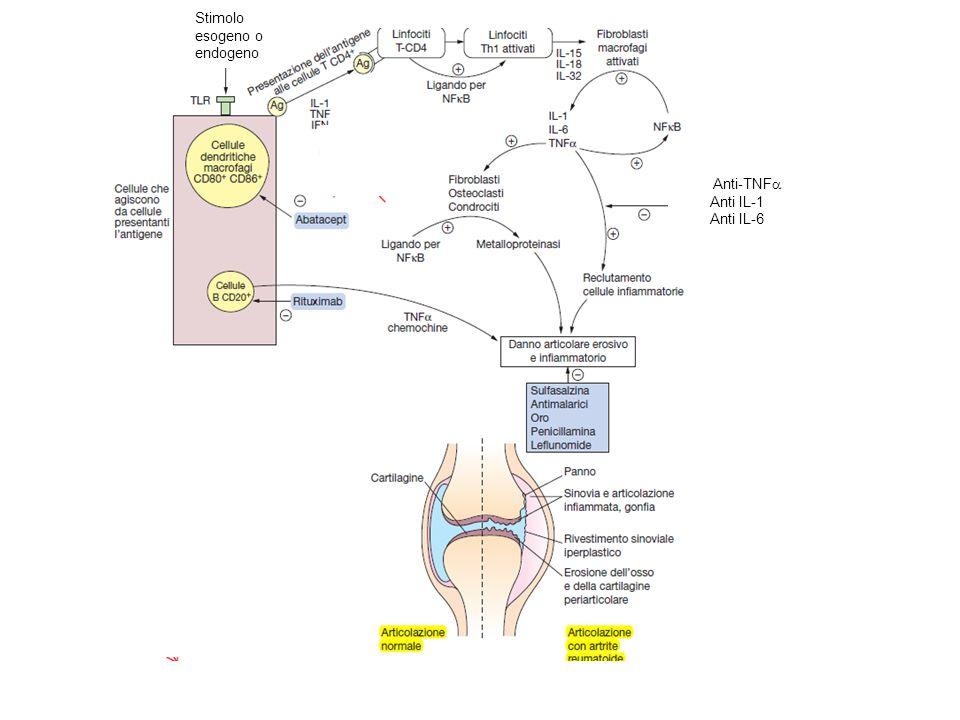 Stimolo esogeno o endogeno