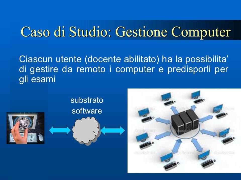 Caso di Studio: Gestione Computer