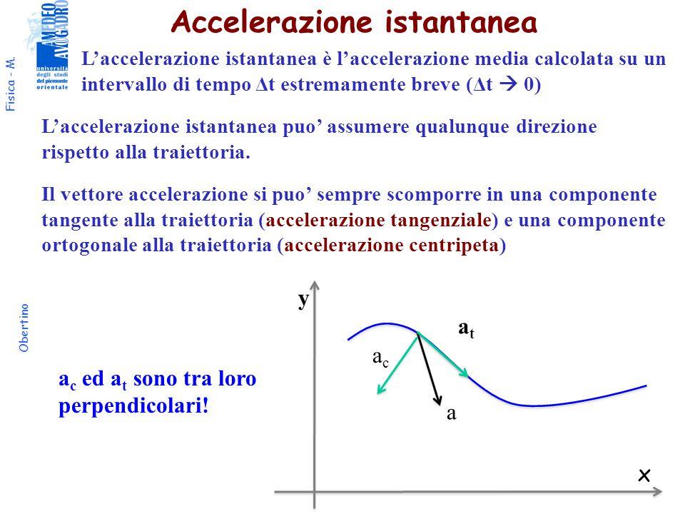 Accelerazione istantanea