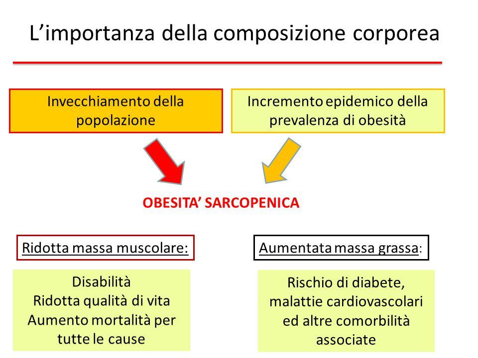 L'importanza della composizione corporea