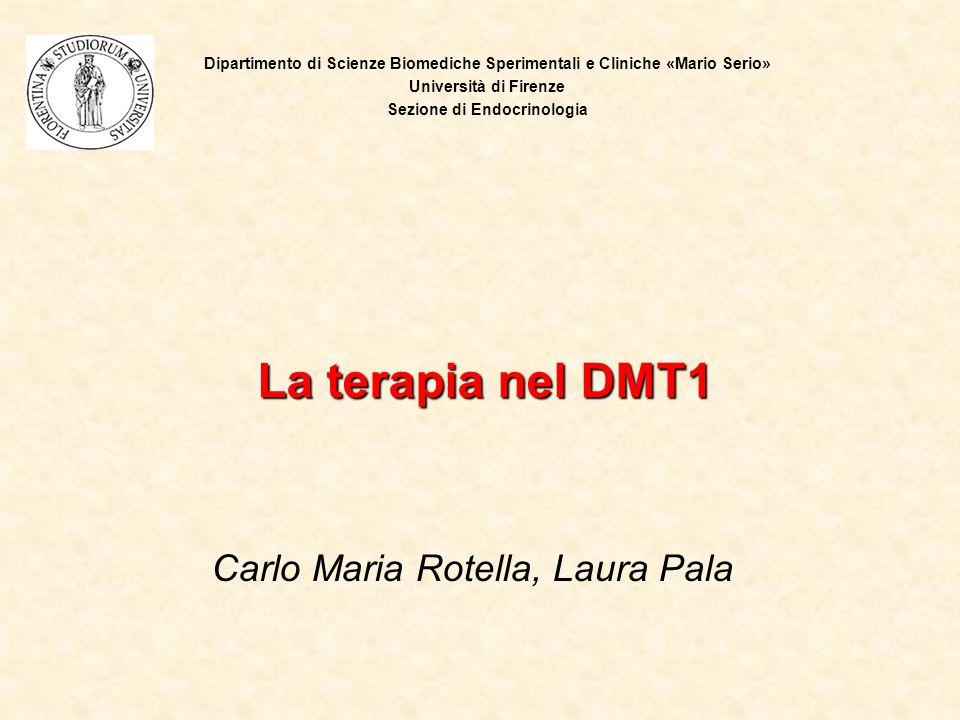 Carlo Maria Rotella, Laura Pala