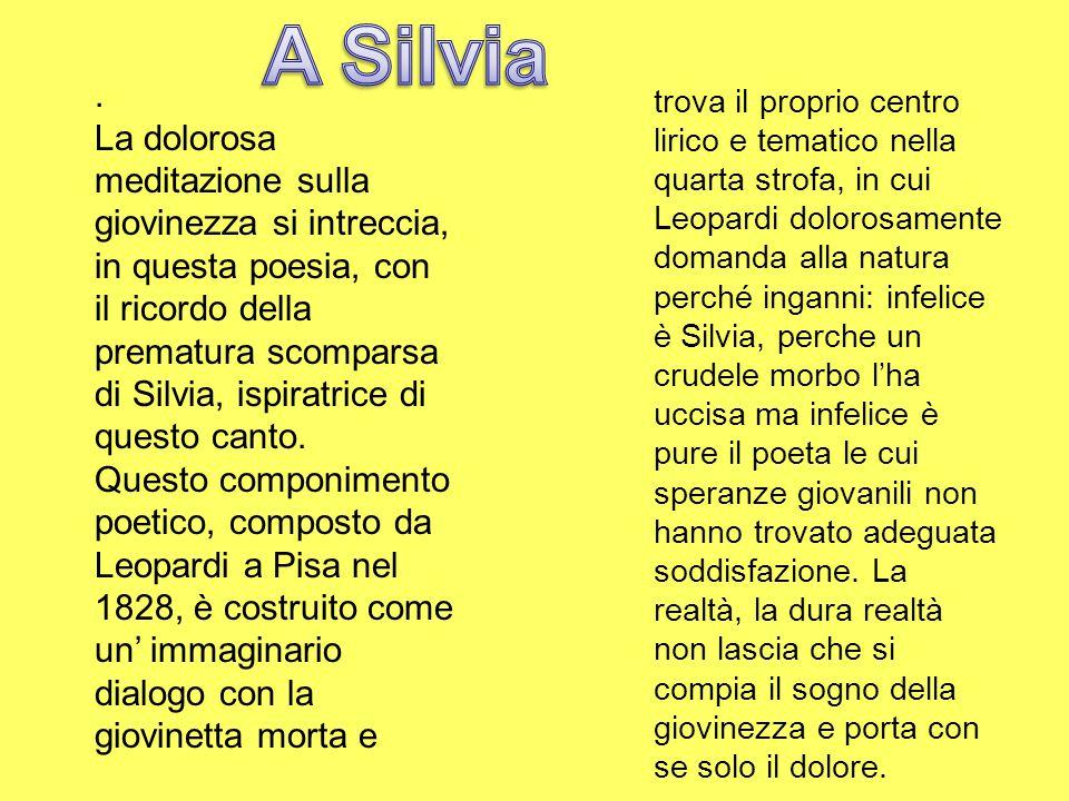 A Silvia .