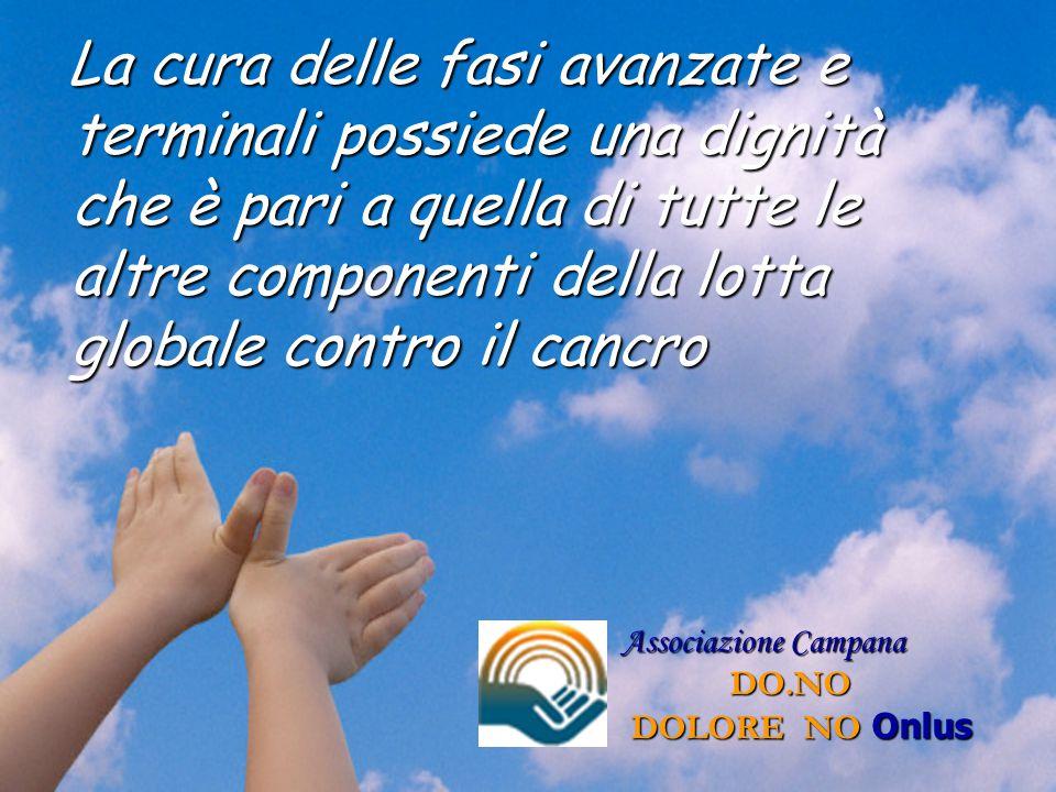 Associazione Campana DO.NO DOLORE NO Onlus