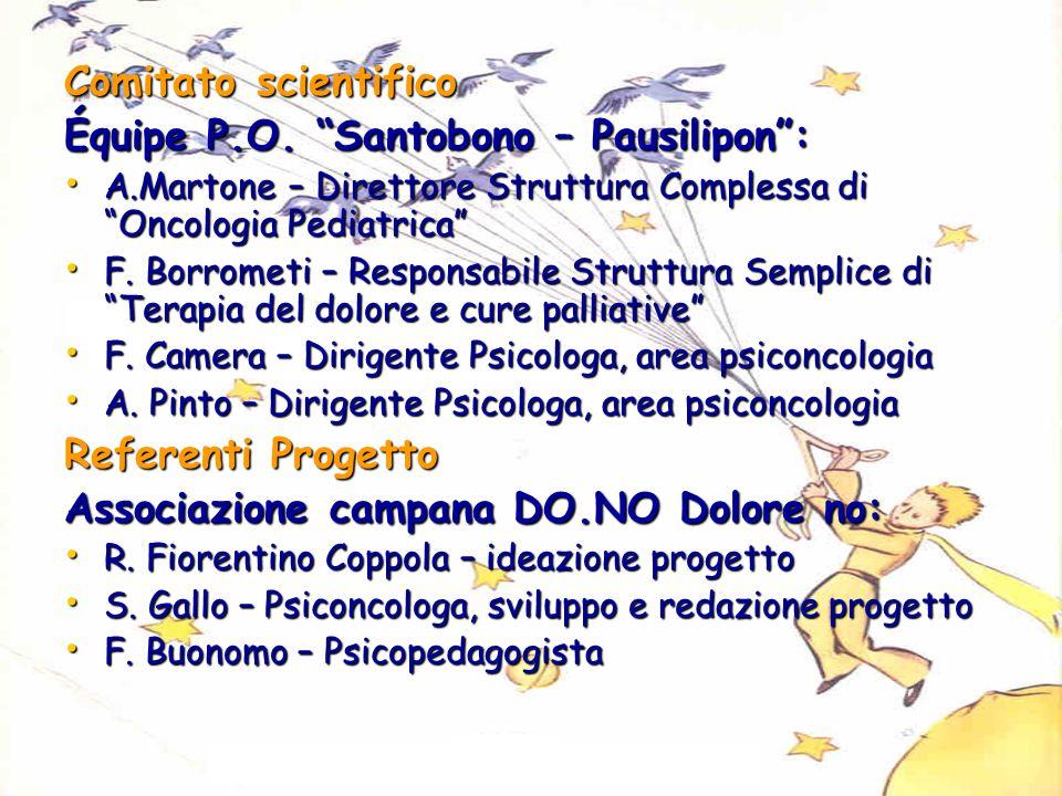 Équipe P.O. Santobono – Pausilipon :
