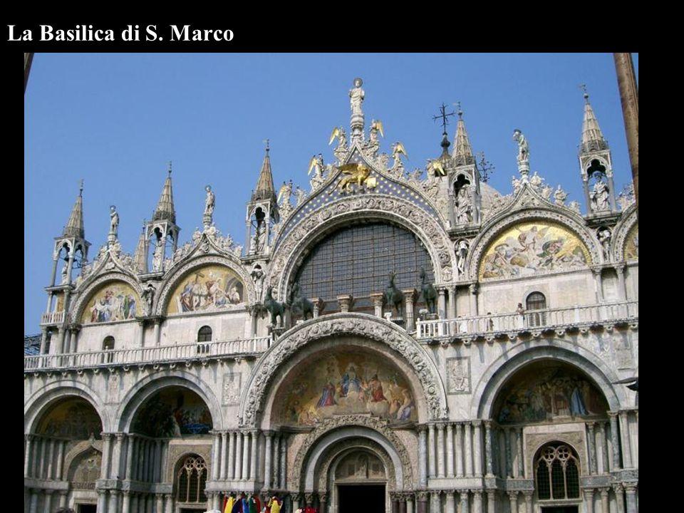 La Basilica di S. Marco