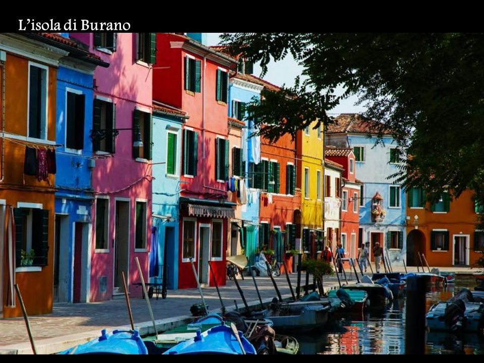 L'isola di Burano
