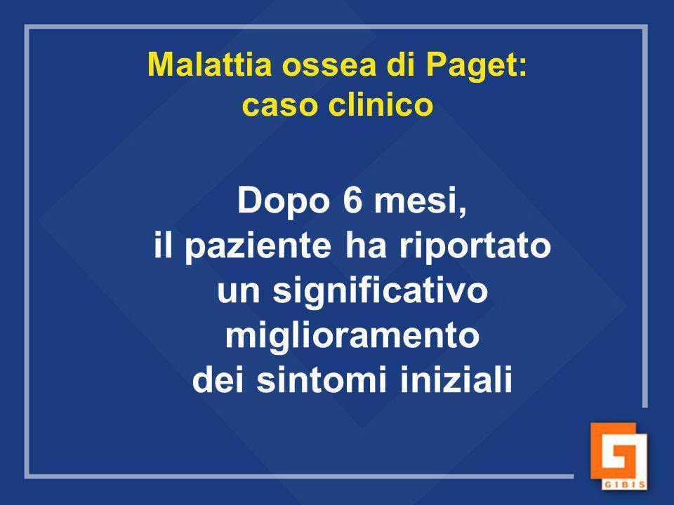 Malattia ossea di Paget: caso clinico