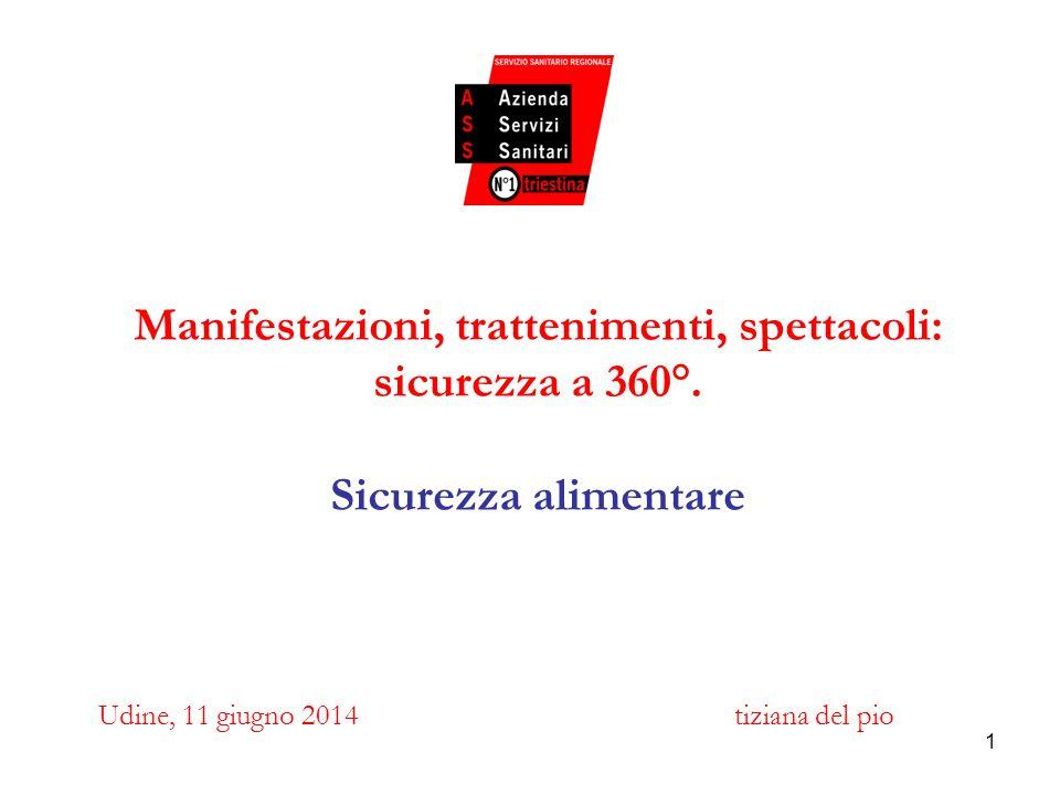 Udine, 11 giugno 2014 tiziana del pio