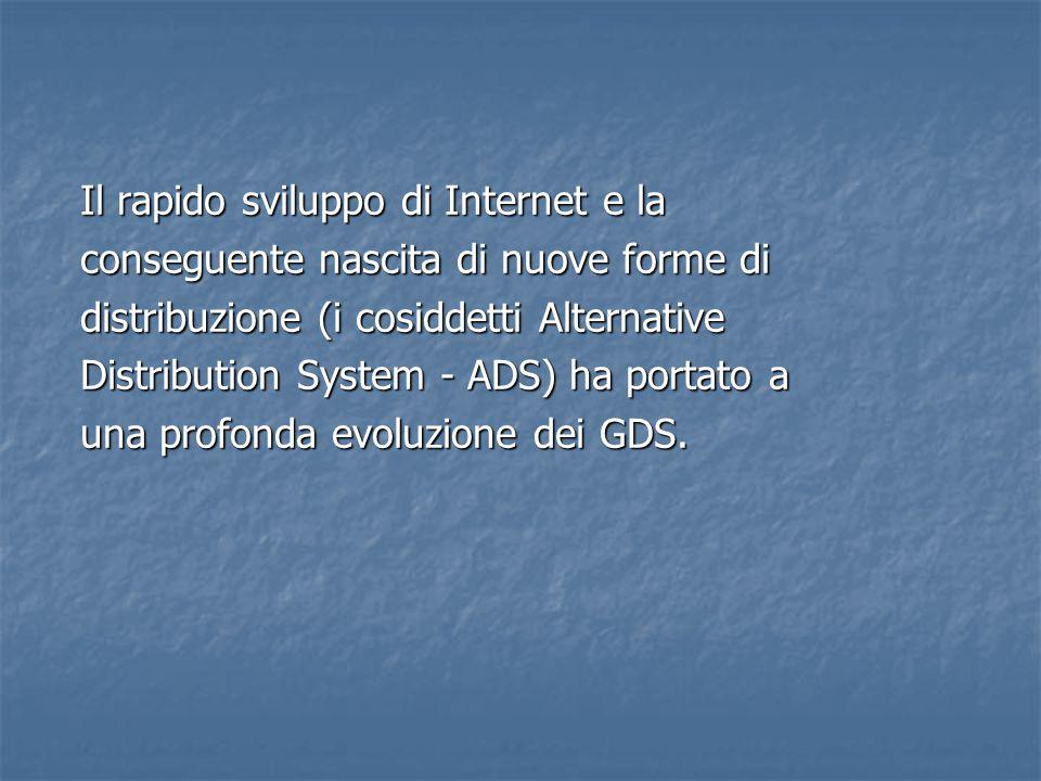 Il rapido sviluppo di Internet e la