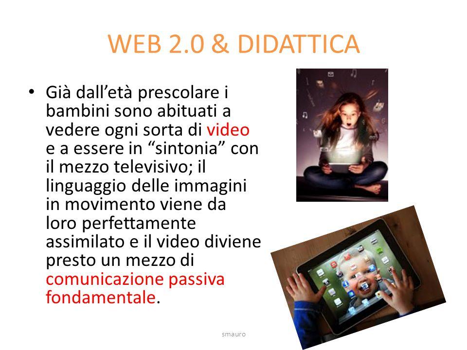 WEB 2.0 & DIDATTICA