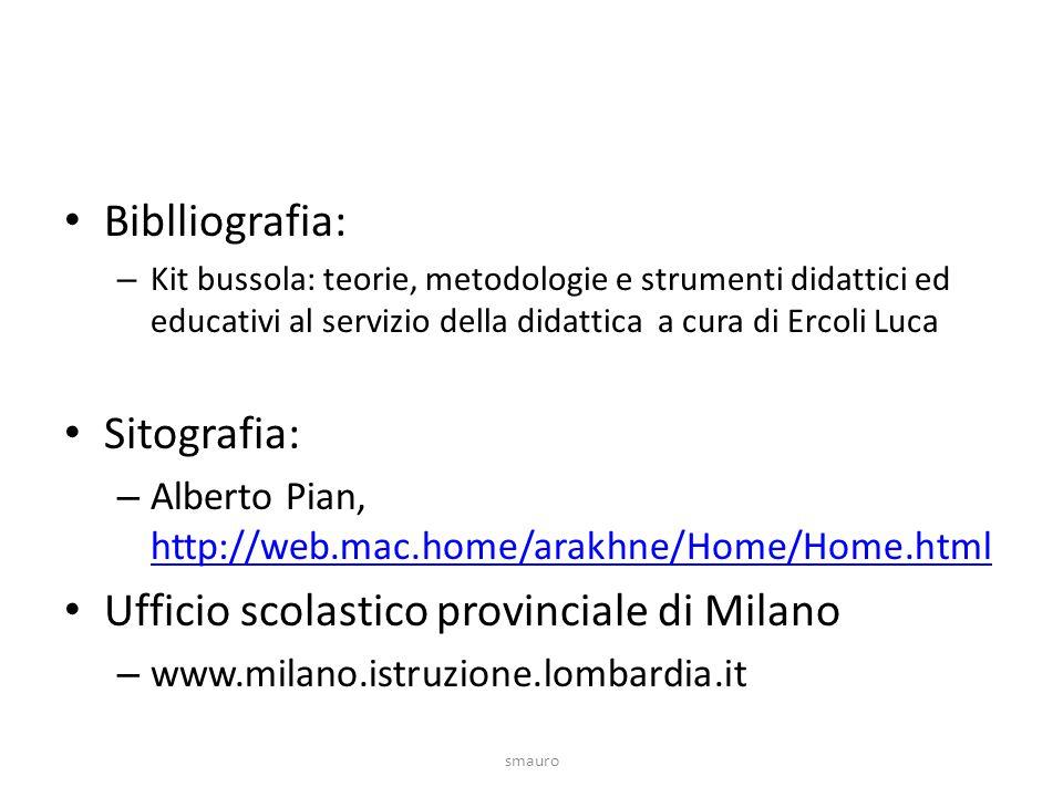 Ufficio scolastico provinciale di Milano