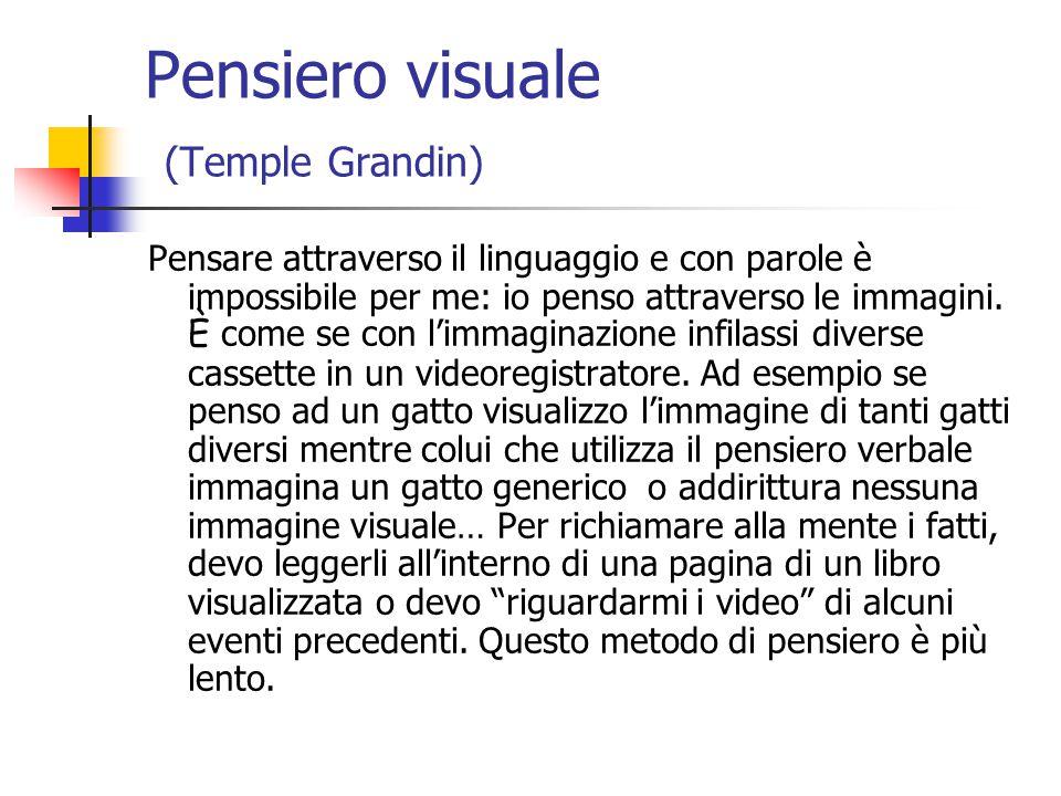 Pensiero visuale (Temple Grandin)