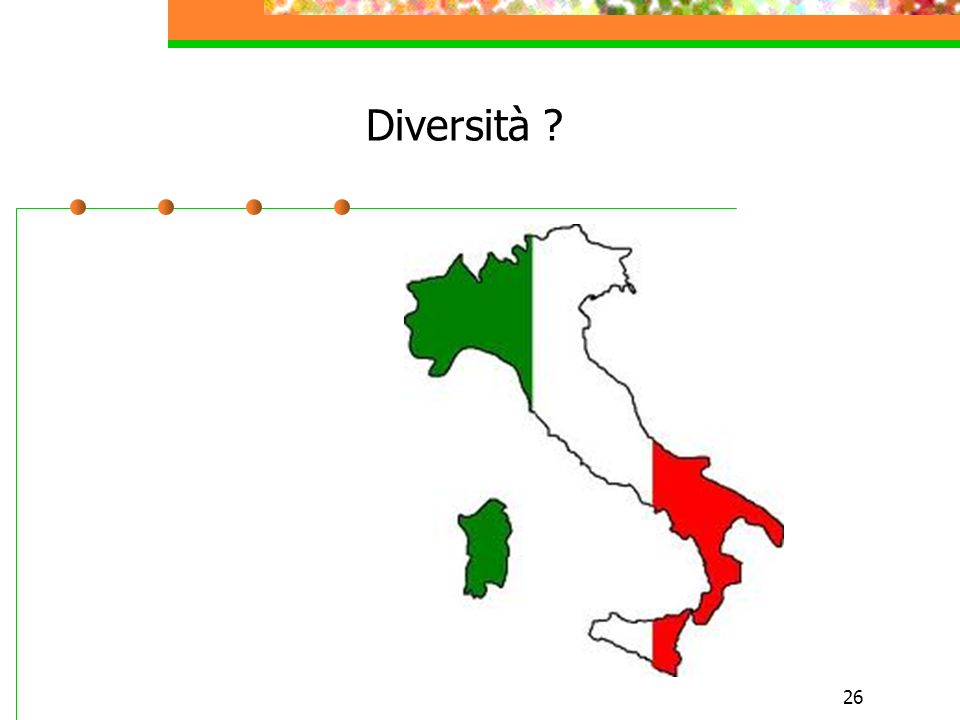 Diversità