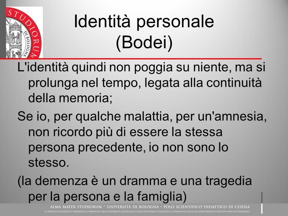 Identità personale (Bodei)
