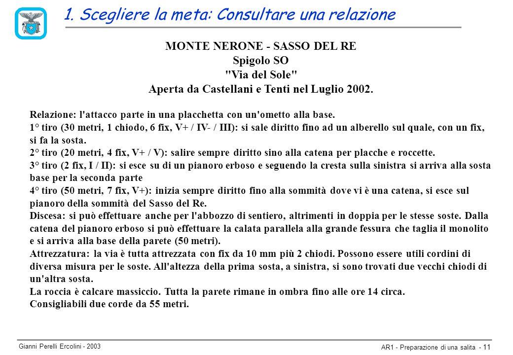 Pizzo Badile - Spigolo nord