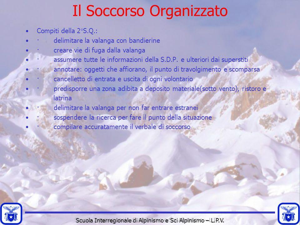 Il Soccorso Organizzato