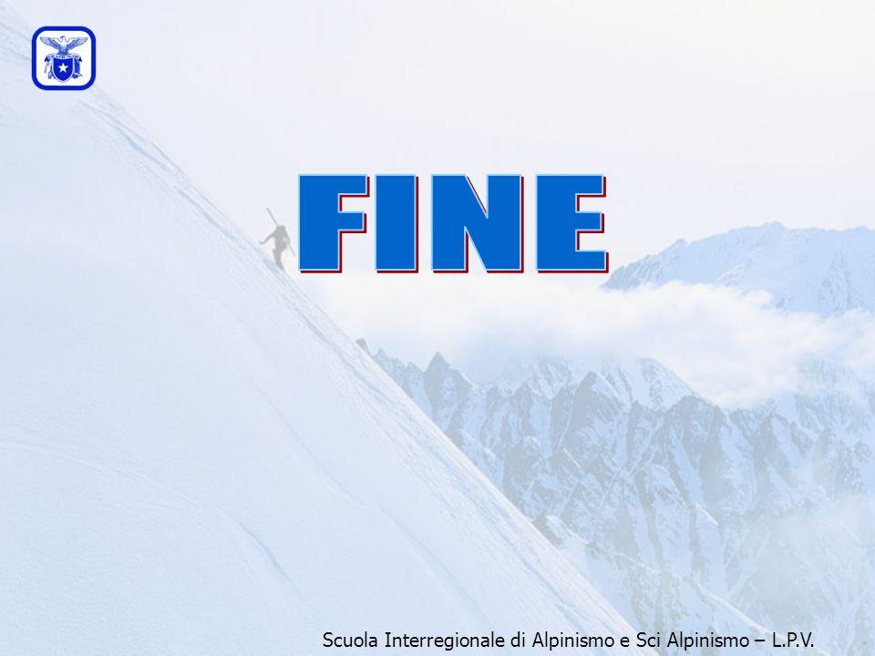 FINE Scuola Interregionale di Alpinismo e Sci Alpinismo – L.P.V.