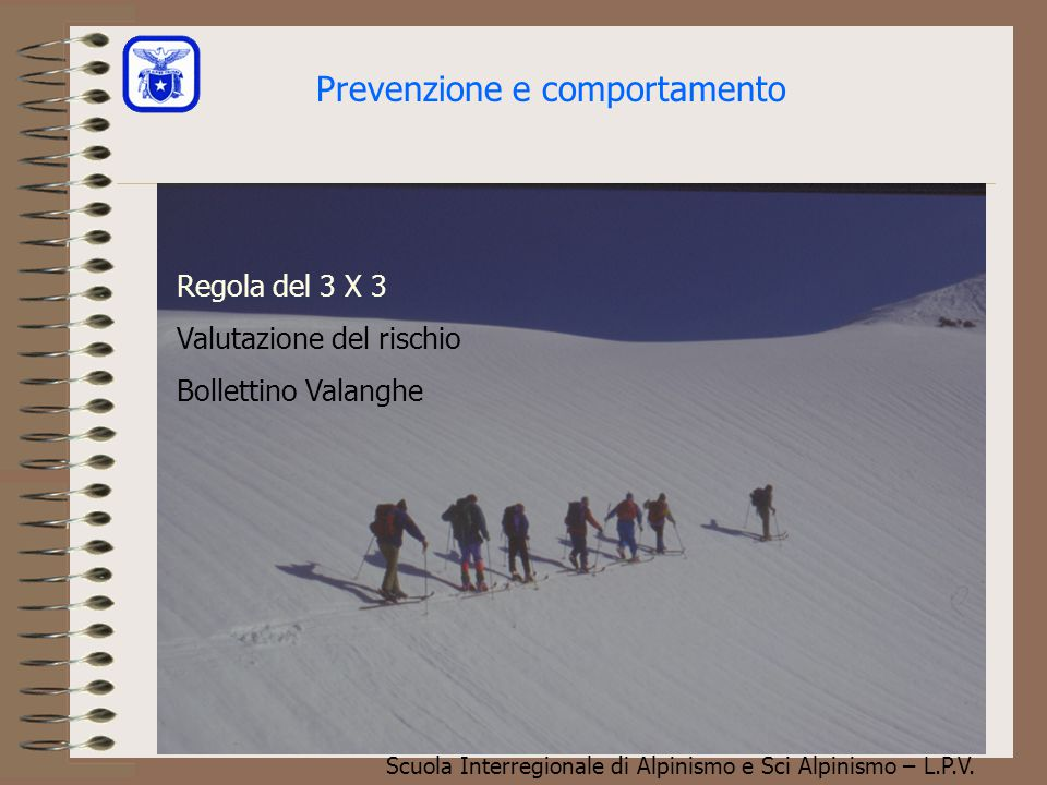 Prevenzione e comportamento