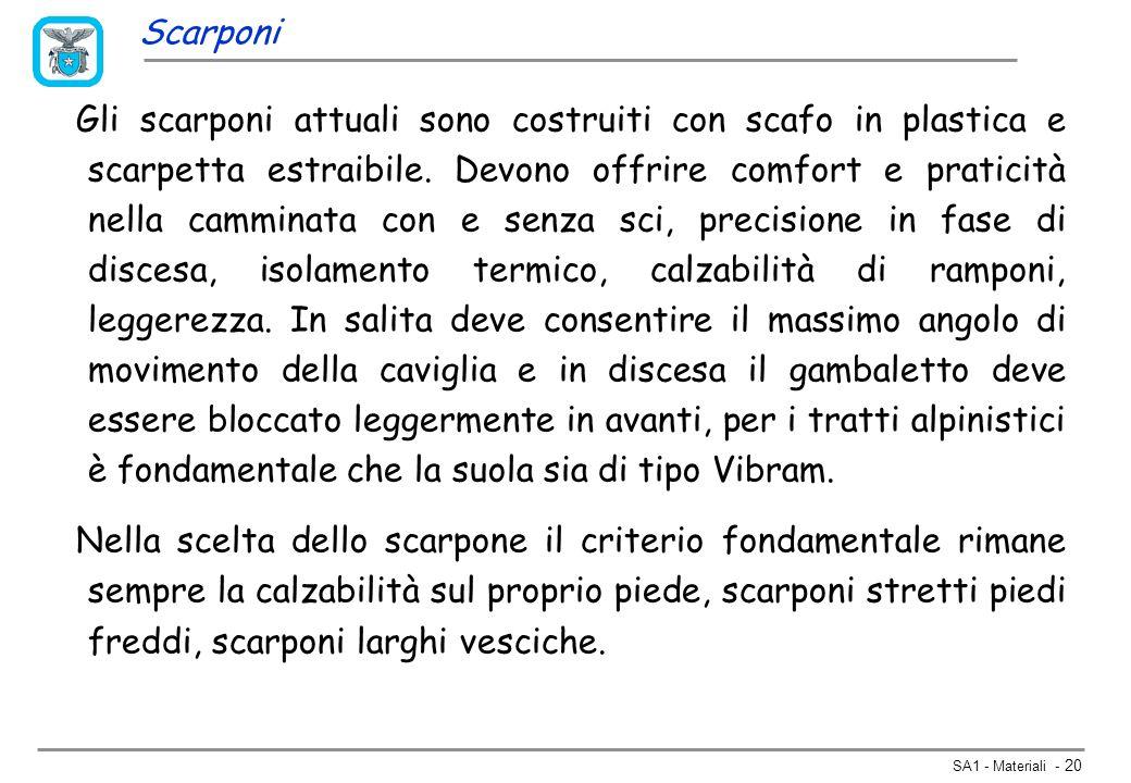 Scarponi Scarpone 4 ganci performante freeride Scarpone skialp race