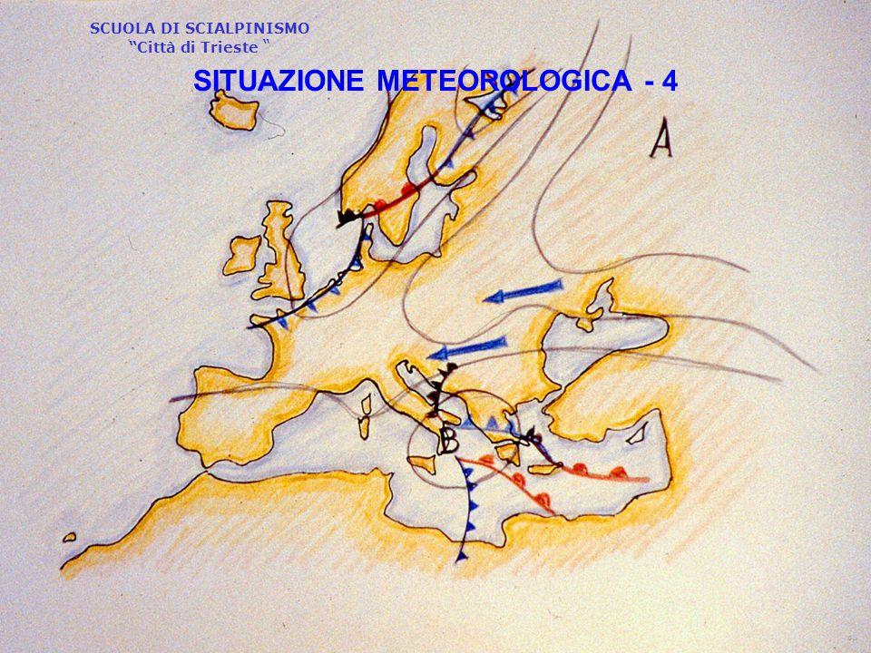 SITUAZIONE METEOROLOGICA - 4