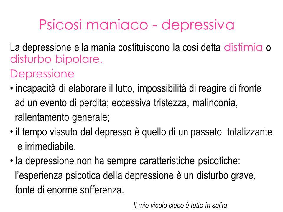 Psicosi maniaco - depressiva