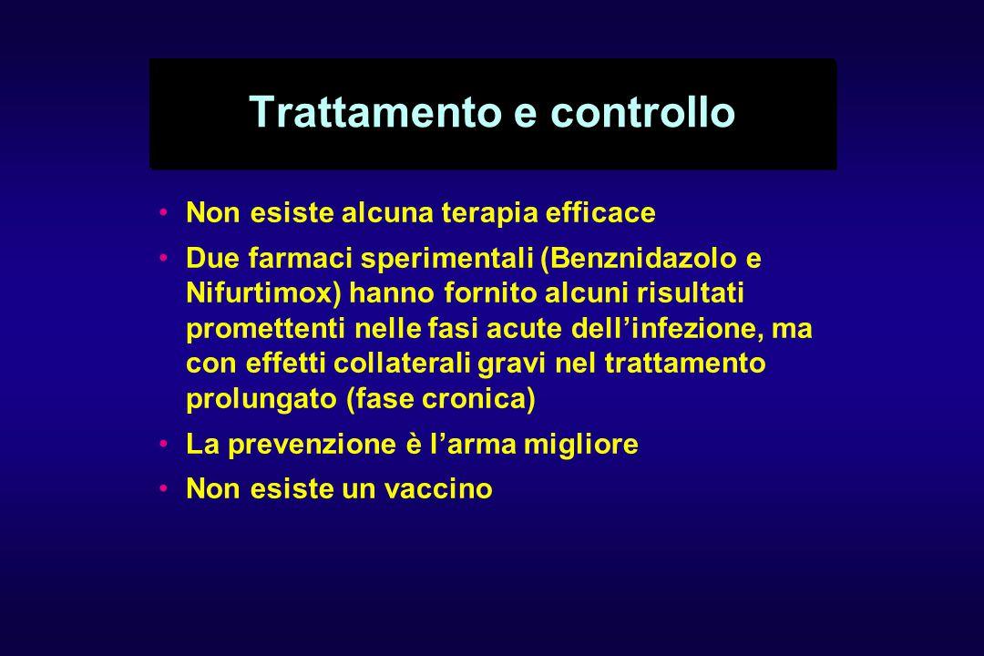 Trattamento e controllo