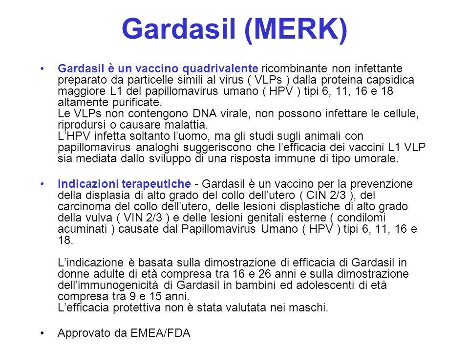 Gardasil (MERK)