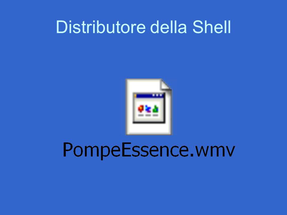 Distributore della Shell