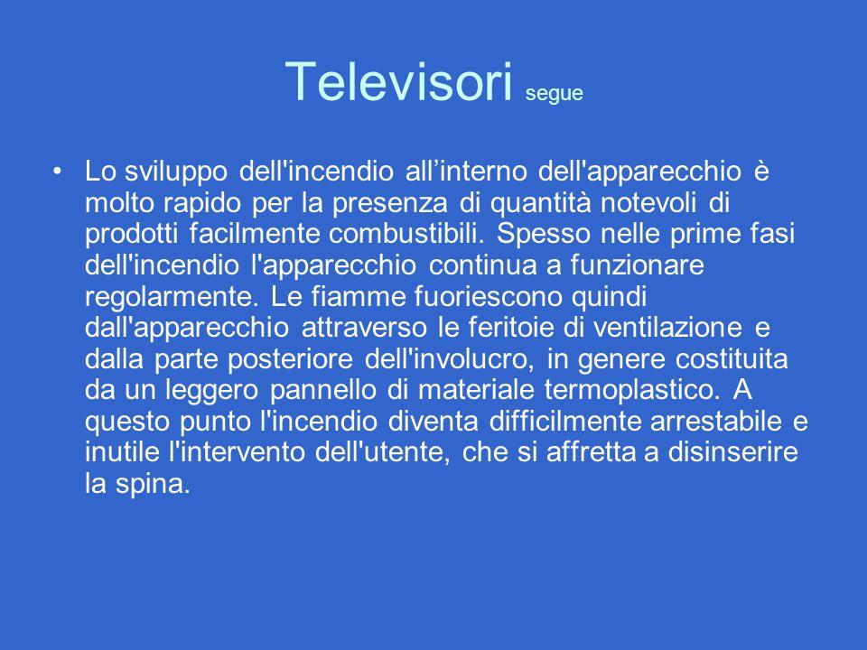 Televisori segue