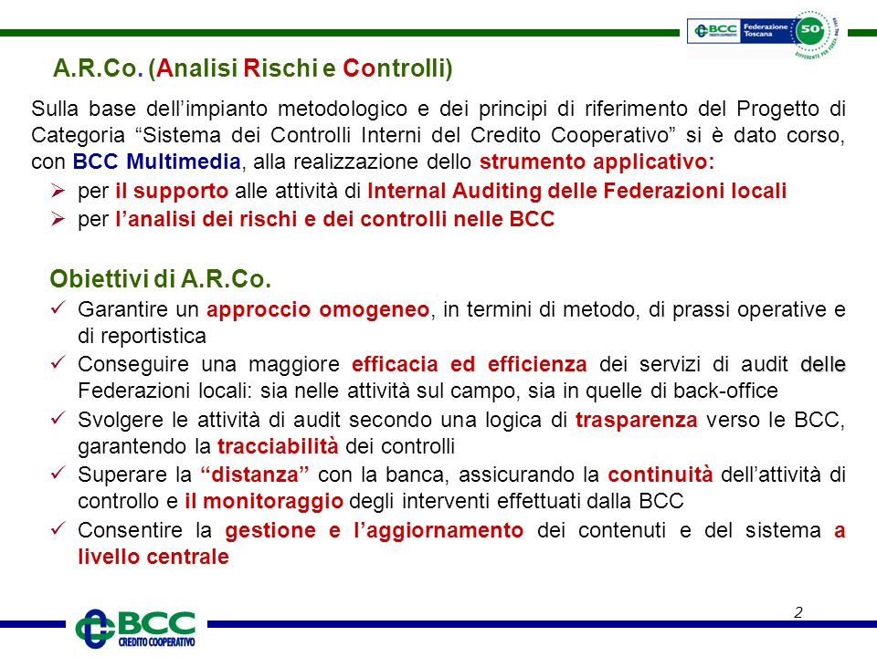 A.R.Co. (Analisi Rischi e Controlli)