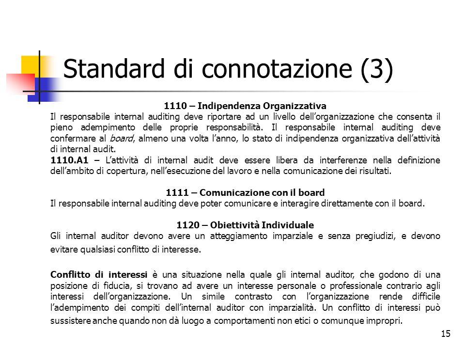 Standard di connotazione (3)