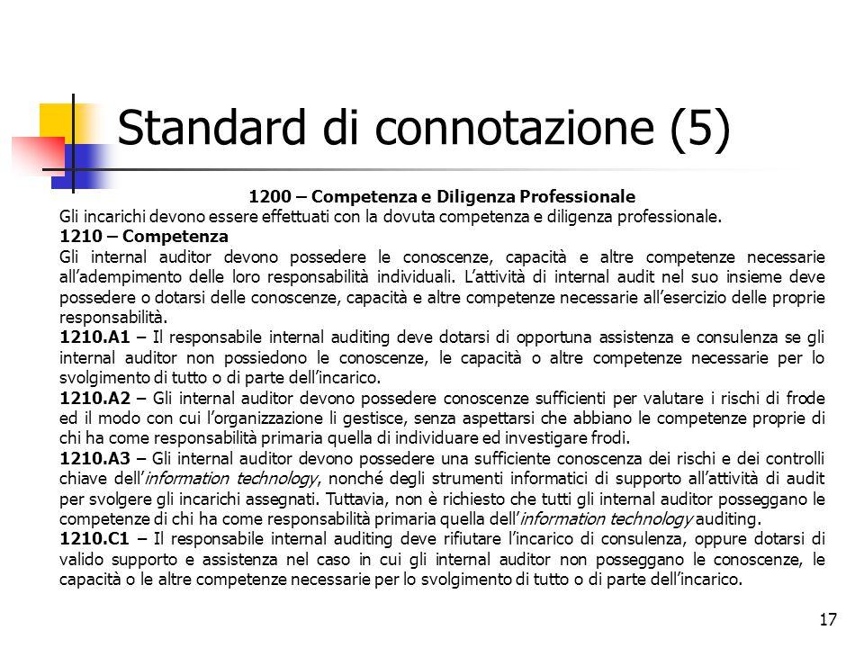 Standard di connotazione (5)