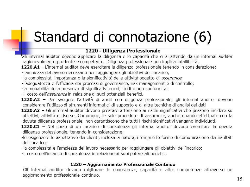 Standard di connotazione (6)