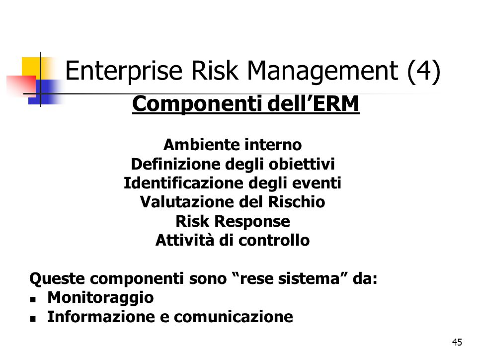 Enterprise Risk Management (4)